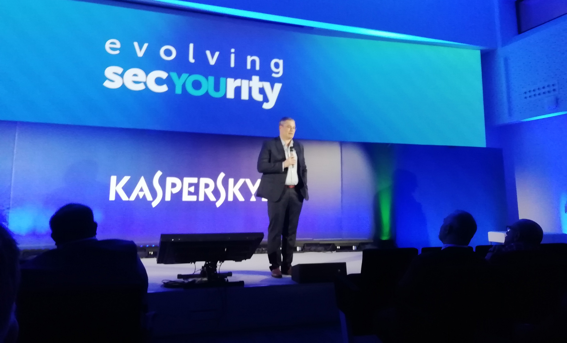 Morten Lehn, general manager Italy Kaspersky Lab
