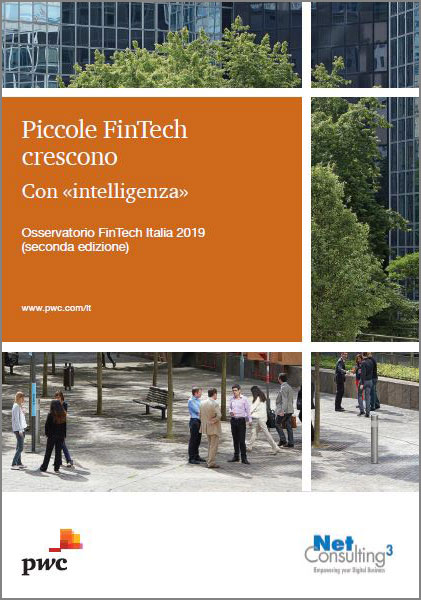 Piccole FinTech crescono - Con intelligenza