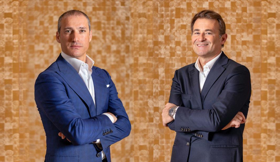 Ezio Russo, area vice president di Salesforce e Federico Della Casa, country leader di Salesforce