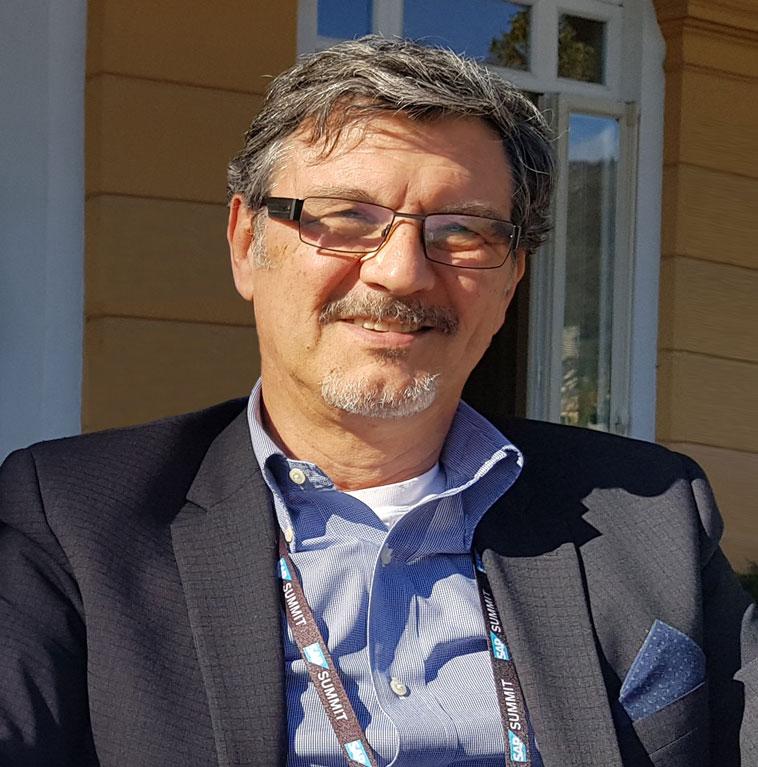 Umberto Stefani, Cio di Chiesi Farmaceutici