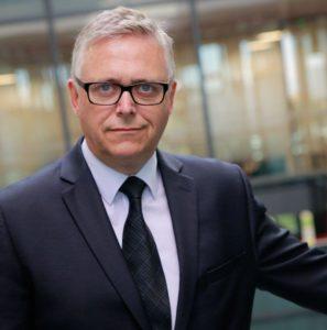 John Morrison, senior vice president Extreme Networks Emea
