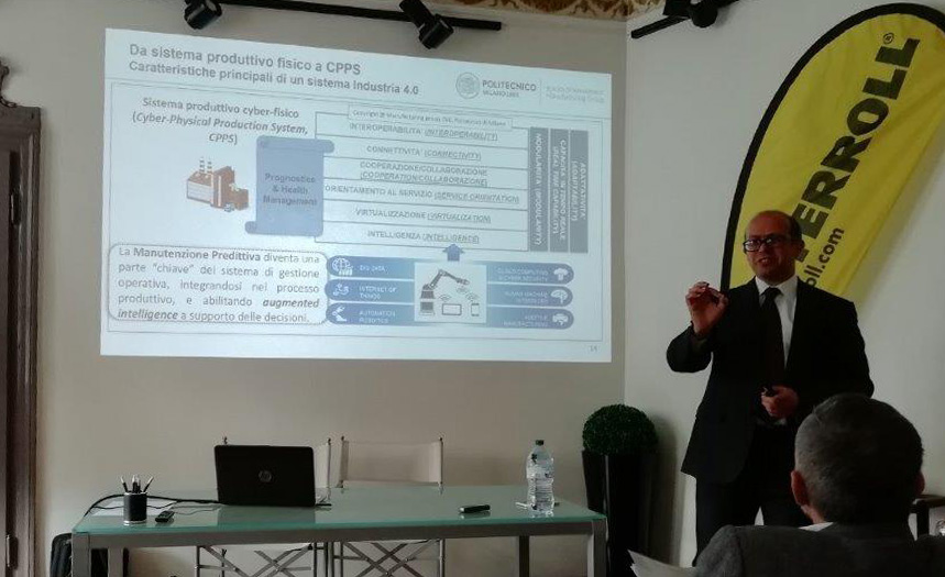 Marco Macchi, professore ordinario presso il dipartimento di ingegneria gestionale del Politecnico di Milano