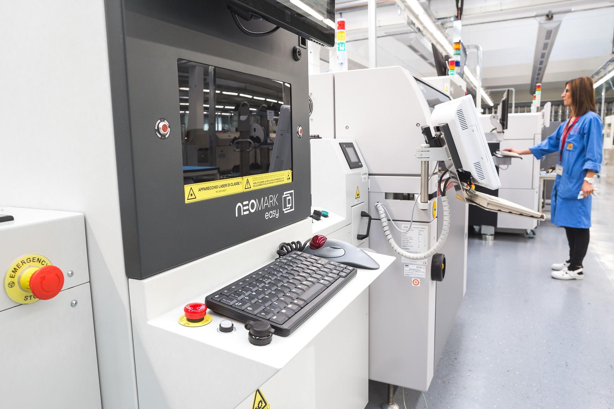 Roj Technology - gli stabilimenti produttivi di Biella