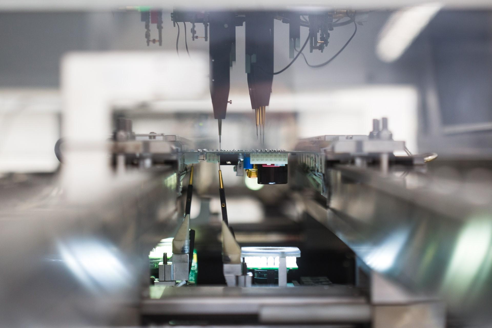 Roj Technology, applicazione delle tecnologie all'industria del tessile