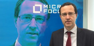 Andrea Viola, South Channel Manager di Micro Focus