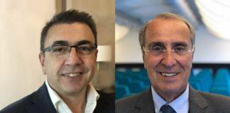 Francesco Casa, director, IBM Partner Ecosystem, Italy & Paolo Castellacci, presidente Computer Gross Italia