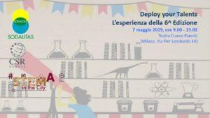 Deploy your Talents - L'esperienza della 6^ Edizione @ Teatro Franco Parenti | Milano | Lombardia | Italia