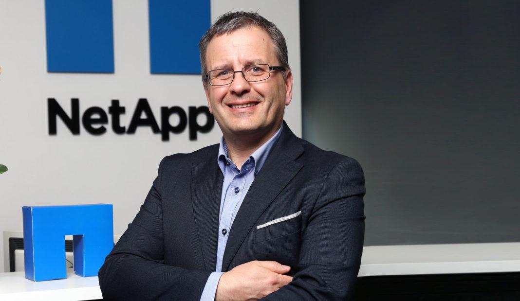 Roberto Patano, senior manager systems engineering di NetApp