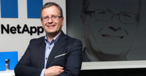 Roberto Patano, senior manager systems engineering di NetApp