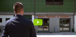 Videointervista Piergiorgio Spagnolatti di Cohesity - Banca Popolare di Sondrio