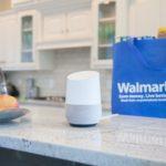 Walmart voice ordering