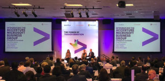 Accenture Microsoft Business Group