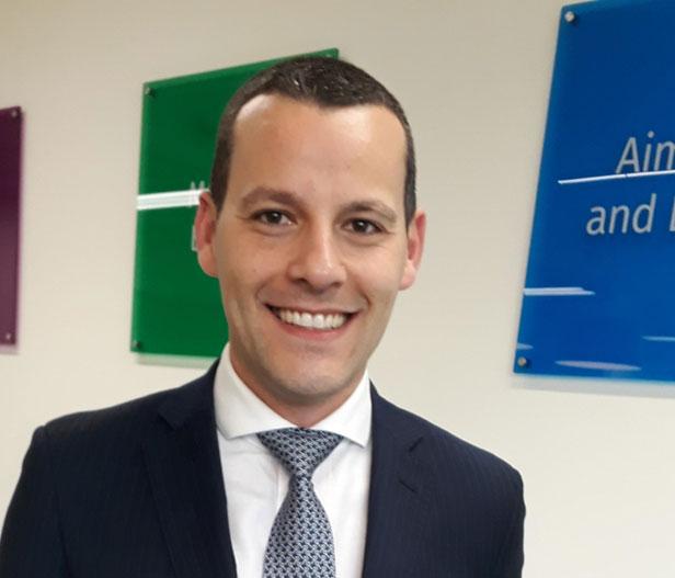 Andrea Ferrara, Enterprise Manager di Wolters Kluwer Italia