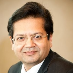 Bhaskar Ghosh, group chief executive di Accenture Technology Services