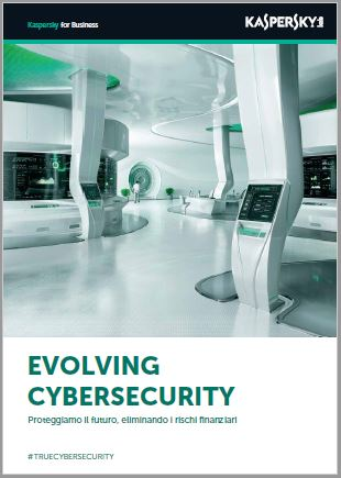 Kaspersky Lab - Evolving Cybersecurity