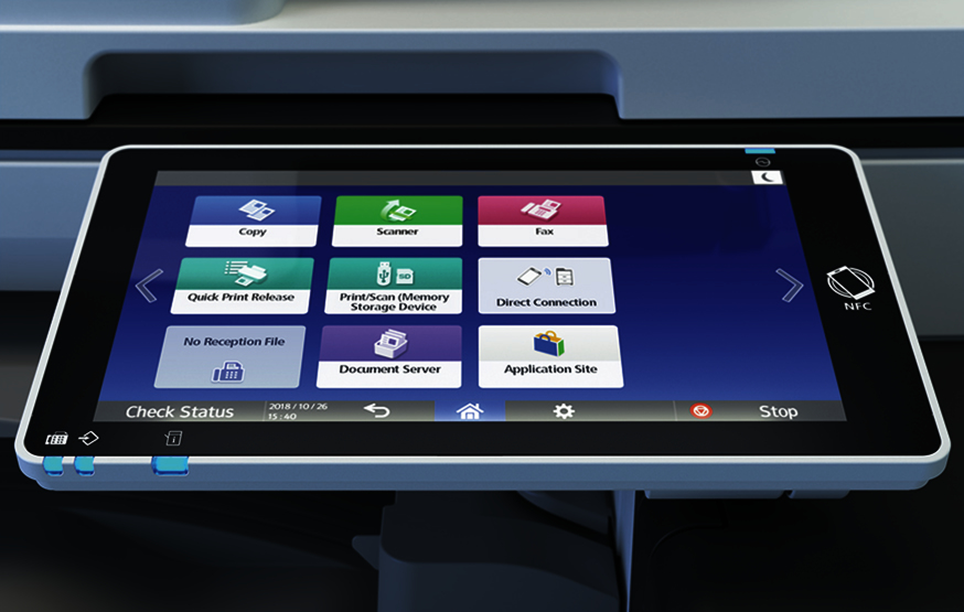 Ricoh Smart Panel