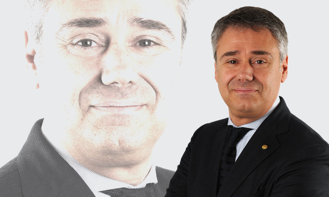 Massimo Pizzocri, vice president Central Eastern Europe and managing director di Epson Italia