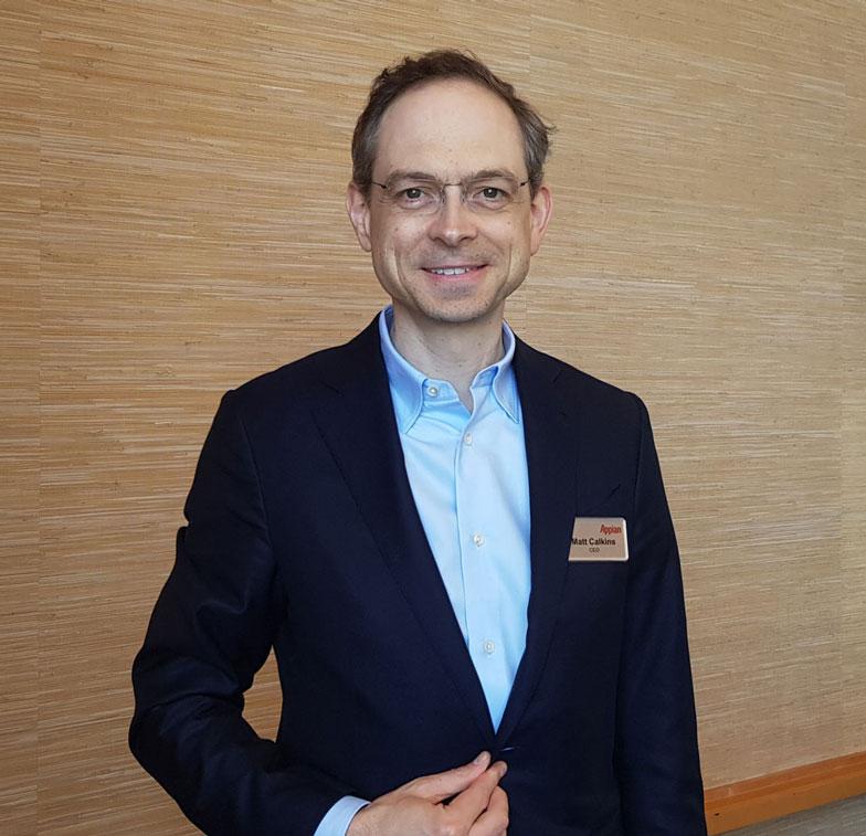 Matt Calkins, fondatore e Ceo di Appian