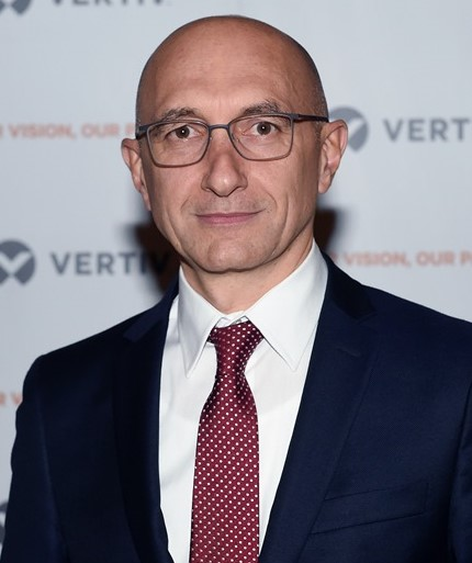 Stefano Mozzato, Country Manager Vertiv Italia