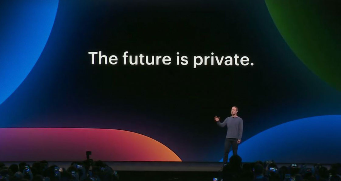 Mark Zuckerberg, amministratore delegato di Facebook