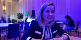Margaret Franco, Senior Vice President Marketing Europe Middle East & Africa di Dell Technologies