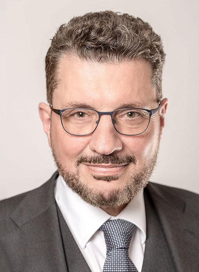 Andrea Ghezzi, socio fondatore e presidente di RTT