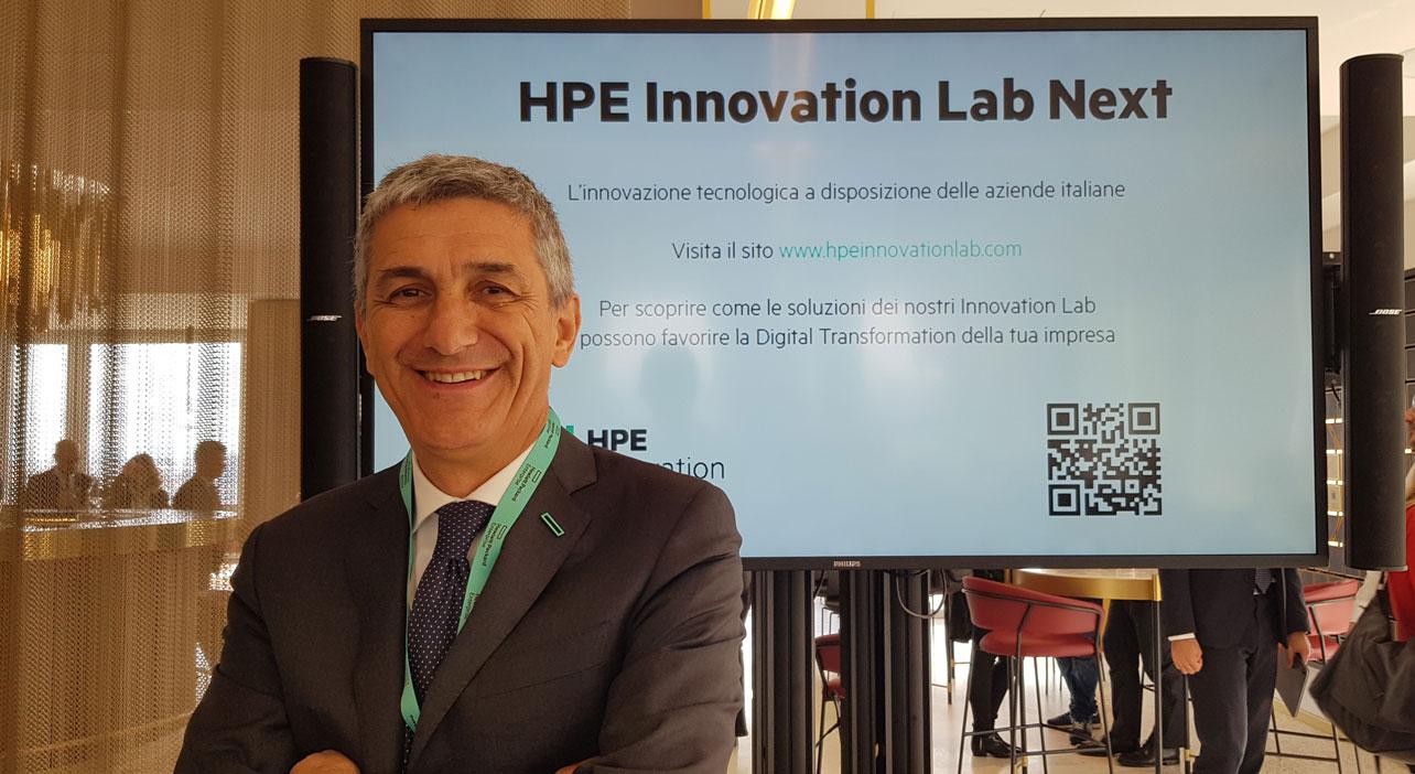 Stefano Venturi, presidente e amministratore delegato Hewlett Packard Enterprise Italia e vice presidente Hewlett Packard Enterprise Inc.