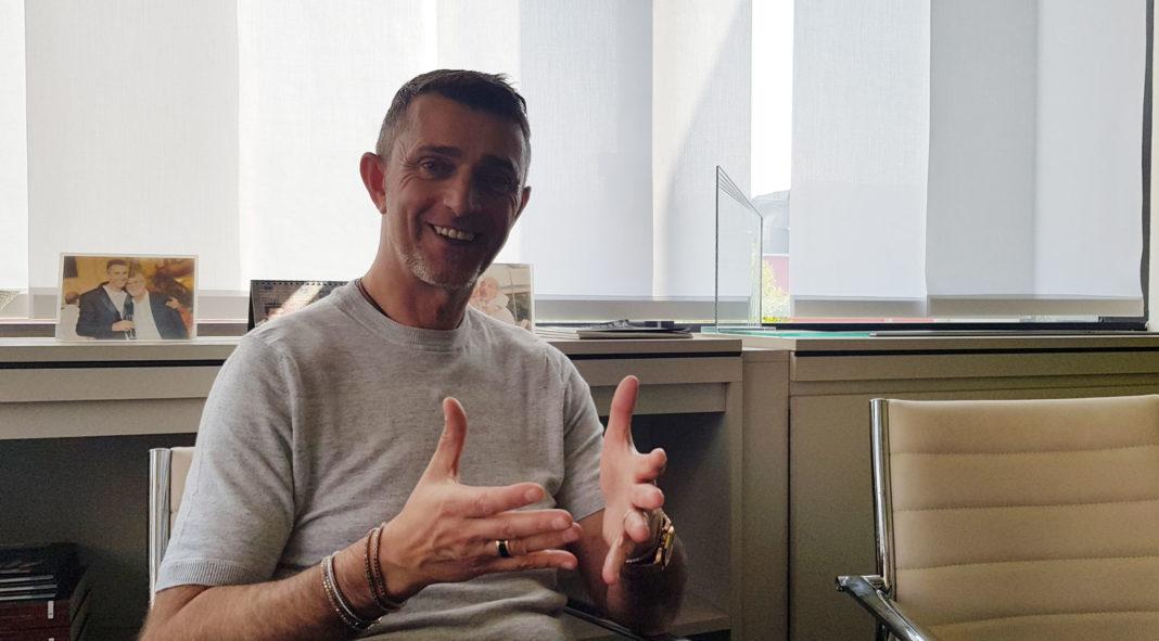 Andrea Ruscica, presidente di Altea Federation