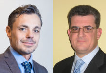 Mauro Grassi, account executive SAP SuccessFactors Italia e Giovanni Micozzi, solution consultant front line Manager, OpenText Italia