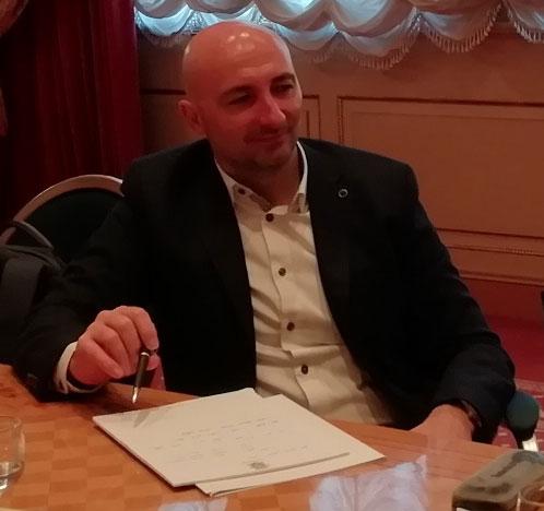 Jonathan Bartholomew, channel director Emea, Sophos