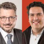 Andrea Ghezzi, socio fondatore e presidente di RTT & Luca Tonello, sales director & channel manager di Dedagroup Stealth