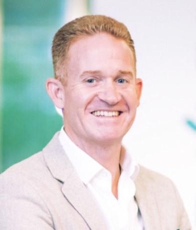 Andrew Winton, vice presidente, marketing di Kaspersky