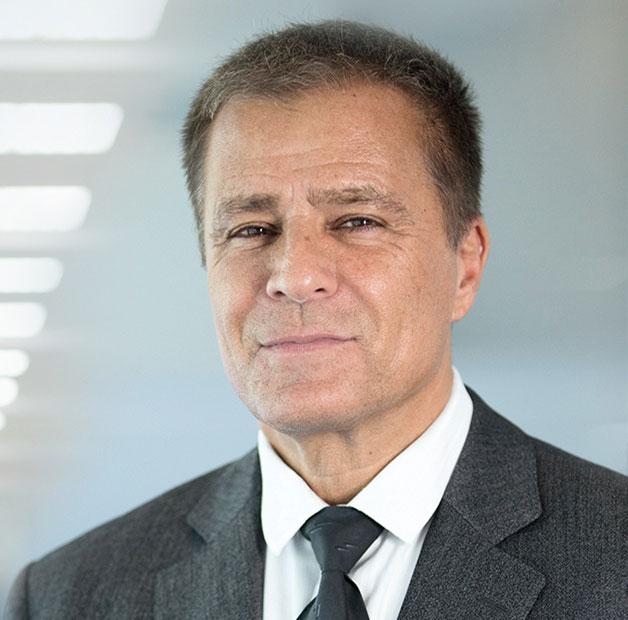Dominique Cerutti, presidente e amministratore delegato del Gruppo Altran