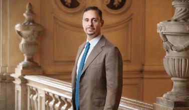 Massimo Lapucci, direttore generale di OGR e segretario generale di Fondazione CRT