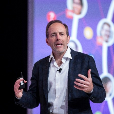 Rob Tarkoff, executive vice president e general manager Oracle CX Cloud