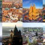 le otto città che ospiteranno i supercomputer: Sofia (Bulgaria), Bologna (Italia), Barcellona (Spagna), Maribor (Slovenia), Kajaani (Finlandia), Minho (Portogallo), Bissen (Lussemburgo) e Ostrava (Cechia)