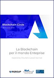 La Blockchain per il mondo Enterprise