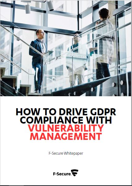 How to drive Gdpr compliance with vulnerability management