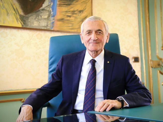 Giovanni Quaglia, presidente della Fondazione CRT