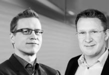Hannes Saarinen, data protection officer di F-Secure & Erik Sørup Andersen, VP, global practice leader, security and risk management di F-Secure