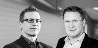 Hannes Saarinen, data protection officer di F-Secure & Erik Sørup Andersen, VP, global practice leader, security and risk management di F-Secure