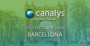 Canalys Channels Forum EMEA 2019 @ SOFIA Barcelona | Barcelona | Catalunya | Spagna