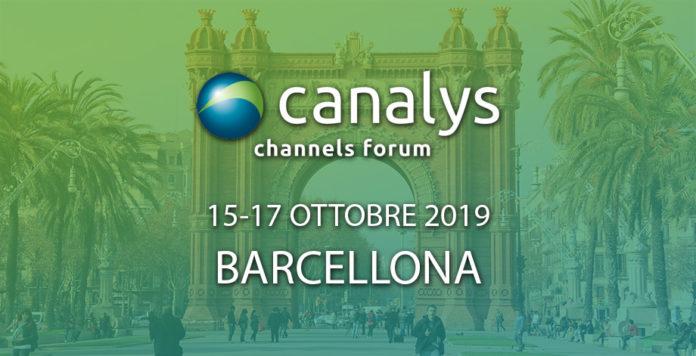 Canalys Channels Forum EMEA 2019