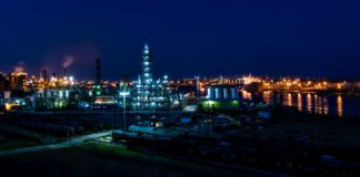 Energia Utility Petrolio