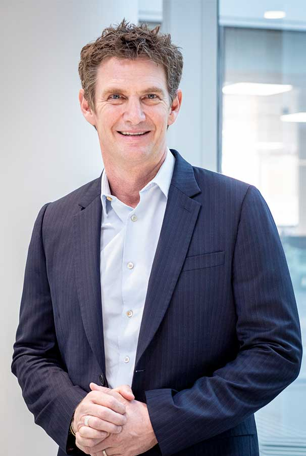 Jason Goodall, global Ceo di Ntt