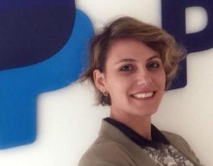 Maria Teresa Minotti, head of merchant services PayPal