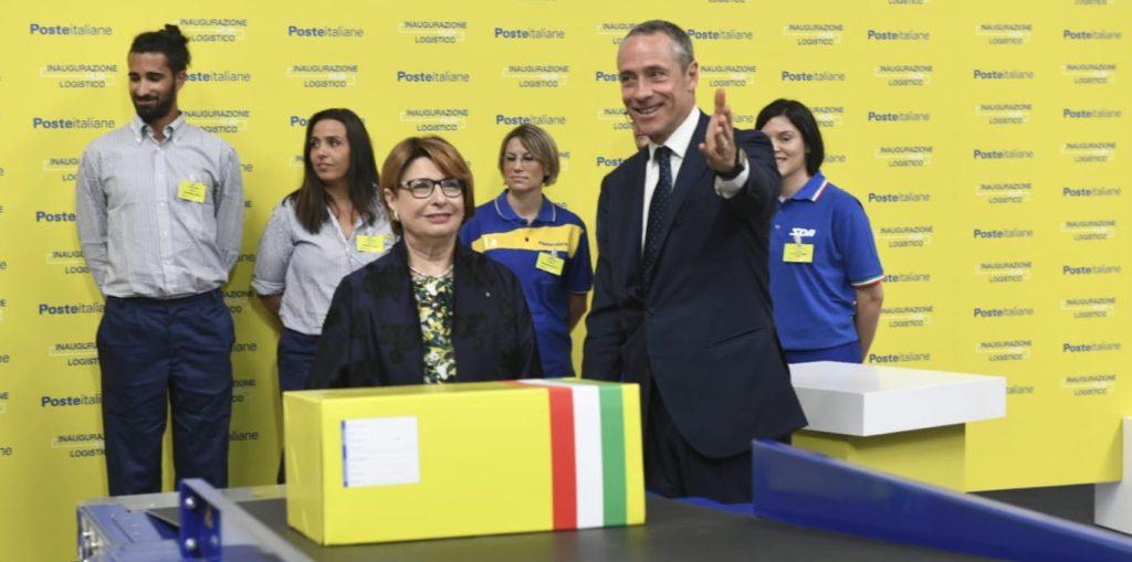 Poste Italiane Hub 2019