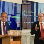 Italia 4.0 - Giovanni Tria, Ministero dell'Economia e Finanze & Cesare Avenia, Presidente Confindustria Digitale