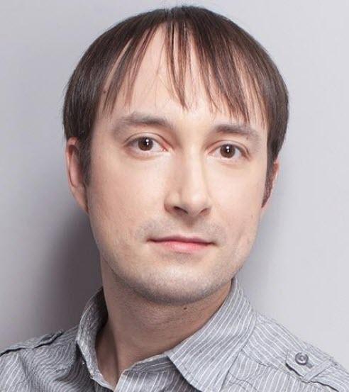 Victor Chebyshev, security expert di Kaspersky