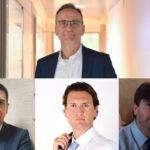 Tullio Pirovano, Ceo del Gruppo Lutech - Roberto Rosa, managing director di Mediana -Paolo Cordero, sales director & cofounder di Enigen -Gianroberto Donadelli, amministratore delegato di Disc